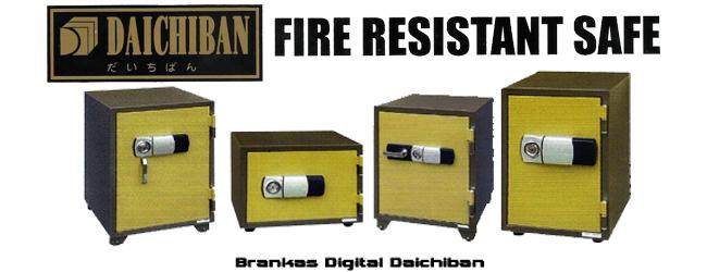 """Brankas Daichiban Digital"""