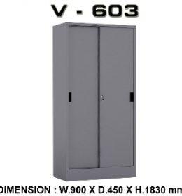 """Lemari Arsip VIP V-603"""