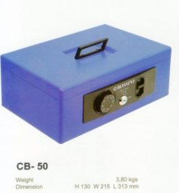 Jual Cash Box Bossini CB-50